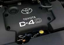Toyota non vende più Diesel
