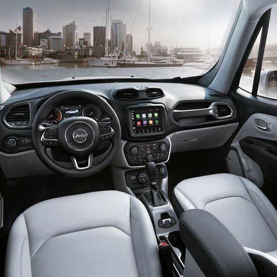 Nuova Jeep Renegade MY18: migliora l'Infotainment - News ...