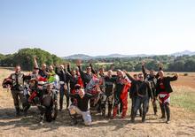 Honda True Adventure Offroad Academy i corsi del 2018