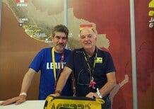 Dakar 2018. Roger Valencia, Perù, Turismo e Dakar, l'artefice