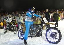 BIKE&SKI. Moto e sci in una sfida epica