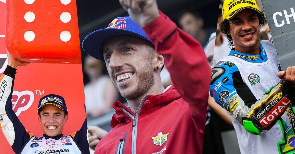 Il Campione del 2017 è Cairoli. Precede Marquez e Morbidelli