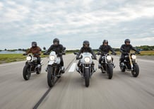 BMW a Motor Bike Expo con NineT, nuove K 1600 e tante special
