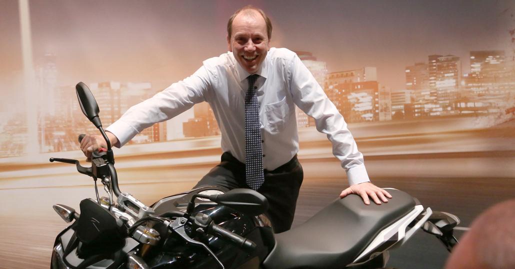 """Jurgen Stoffregen, BMW: """"La G310 è una vera BMW, non un giocattolo"""""""