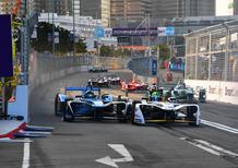 Formula E, abolito il tempo minimo per i pit stop