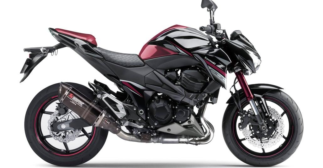 EICMA 2015: Kawasaki Z800 Sugomi Edition