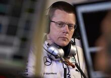 F1, Andy Cowell, Mercedes: «Tre motori a stagione? Pazzesco»
