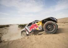 Dakar 2018 Peugeot. Bis di Sainz, Peterhansel in ritardo. El Matador nuovo Leader