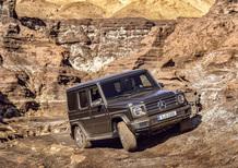 Mercedes Classe G, svelata la nuova generazione [Video]