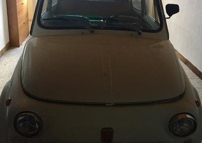 500L d'epoca del 1971 a Chiaromonte