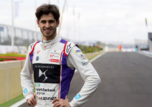 Formula E: top 5 per Giovinazzi nei rookie test di Marrakesh