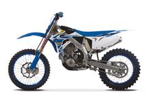 Tm Moto MX 530 F