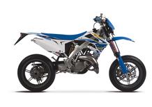Tm Moto SMM 125