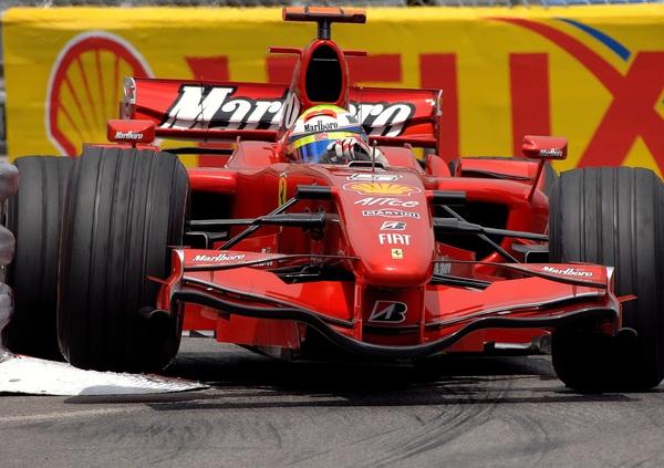 scarpe da ginnastica a buon mercato 3c9ab ed93a Red Passion: la Ferrari F1 dal 2000 ad oggi in mostra a ...