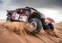 Dakar 2018. Ritiro per Eugenio Amos