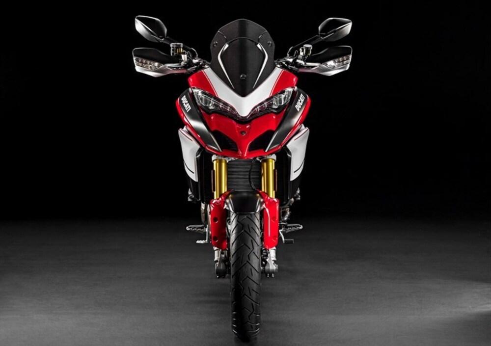 Ducati Multistrada 1200 S Pikes Peak (2016 - 17) (3)