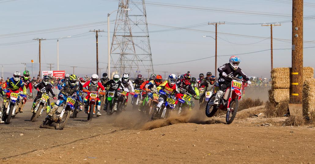 Ride in the USA: l'Adelanto GP