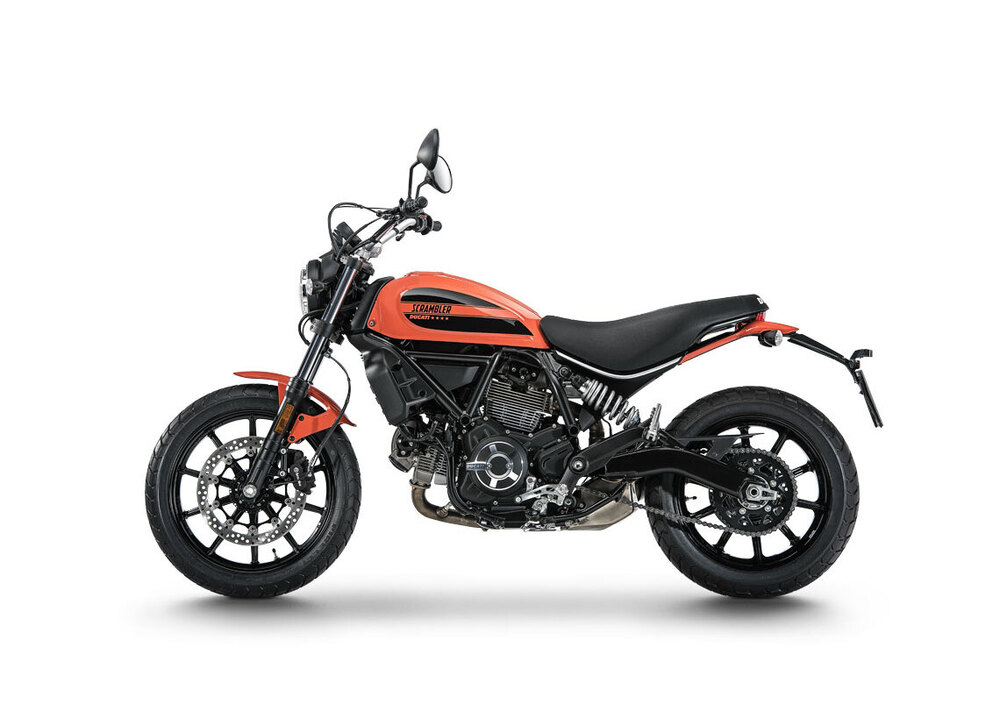 Ducati Scrambler Sixty 2 (2016 - 19)