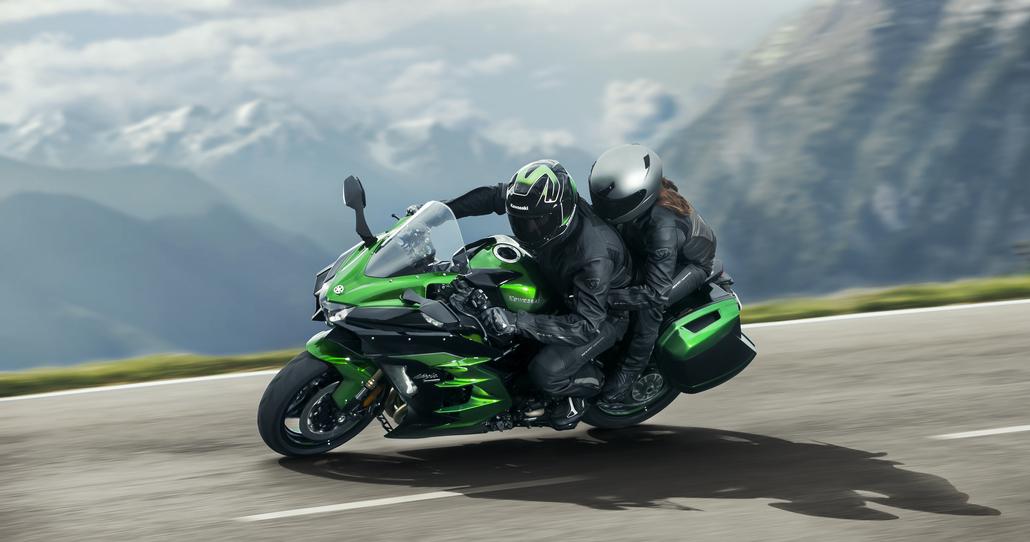 Kawasaki a Motor Bike Expo con le novità e la special Magnet