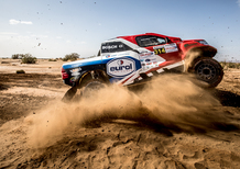 Dakar 2018. Live day 11. Ten Brinke si prende le Auto. A Price le moto