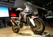 EICMA 2015: Honda Africa Twin Adventure Sports Concept