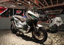 EICMA 2015: Honda City Adventure