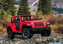 Jeep Wrangler 2018 al Salone di Detroit [Video]