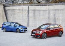 BMW Serie 2 Tourer, restyling in arrivo