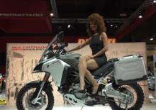 EICMA 2015: il video della Ducati Multistrada Enduro