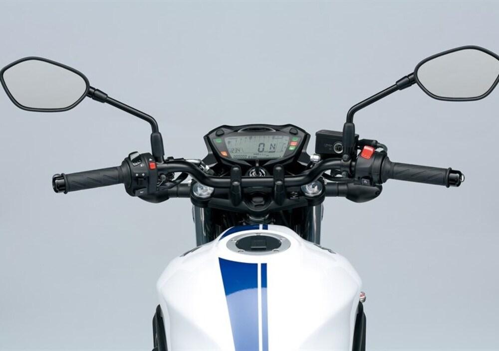 Suzuki SV 650 (2016 - 19) (2)