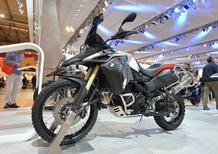 EICMA 2015: BMW F 800 GS 2016