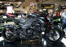 EICMA 2015: Kawasaki Z1000 Sugomi Edition