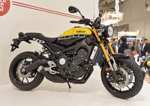 EICMA 2015: Yamaha XSR 900