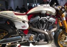 EICMA 2015: Avinton Motorcycles
