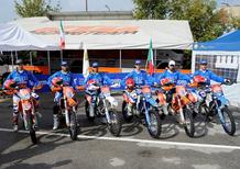 FIM ISDE 2015: secondo posto per la Maglia Azzurra