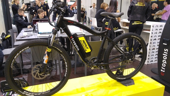 E-bike: Etropolis MTB 29er