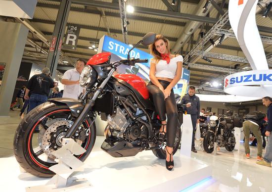 EICMA 2015: Suzuki SV 650