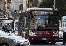 Roma, domenica 21 gennaio blocco totale del traffico