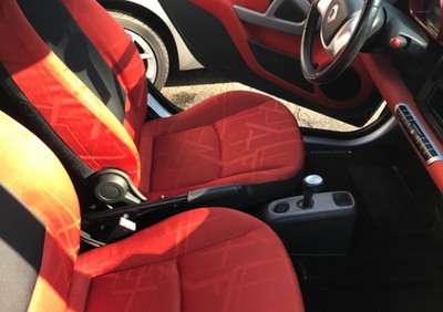 smart fortwo 1000 52 kW coupé passion del 2008 usata a Roma