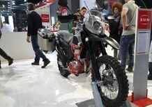 EICMA 2015: SWM Superdual 600