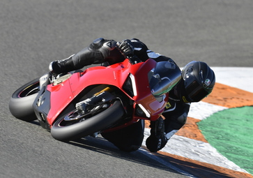 Ducati Panigale V4. La MotoGP targata