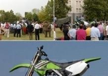 KAWASAKI 2003: KX125 e KX250