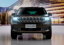 Jeep Grand Commander, il nuovo SUV per la Cina