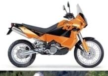 KTM 2003 Adventure 950 e Duke