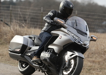Honda GL 1800 Gold Wing 2018. TEST in Texas