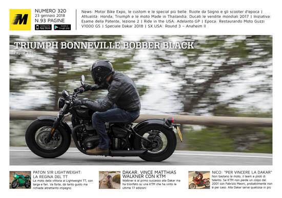 Magazine n° 320, scarica e leggi il meglio di Moto.it