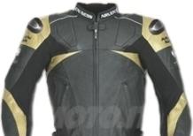 LJ-2492-AN giacca in pelle