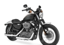 Arriva il nuovo Sportster XL 1200N Nightster