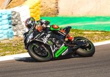 SBK, test Jerez: Sykes chiude in testa