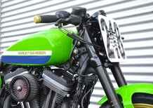 H-D Parma FF 1200 Convertible, una Superbike per la BOTK